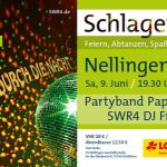 Schlagerparty am 09.06.